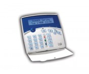 CROW RUNNER BİG LCD KEYPAD (BLUE)