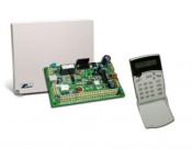 CROW RUNNER 4/8 PANEL + SMALL LCD KEYPAD