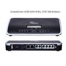 Grandstream UCM 6204 ip Telefon Santrali