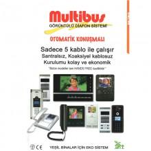 Multitek  Multibus İnterkom Sistemi