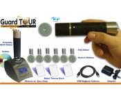 Guard Tour Bekçi Devriye Tur Kontrol Sistemi